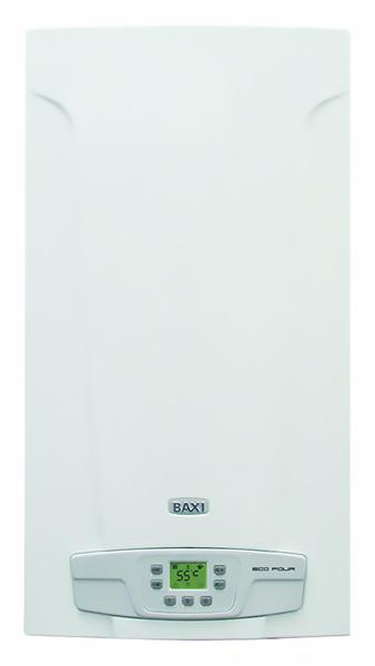 Газовый отопительный котел Baxi ECO Four 1.14 F фото