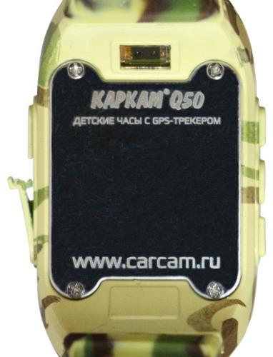 Детские смарт часы с GPS CARCAM