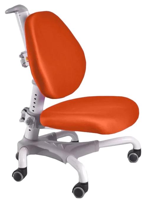 Компьютерное кресло Mealux Champion, оранжевый-белый