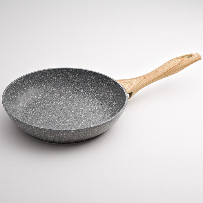 Сковорода литая Alpenkok  0043 диаметр 26 см