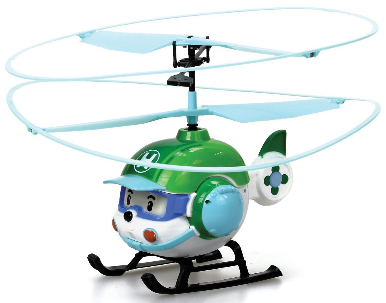Вертолет на ИК управлении Robocar Poli Хэли