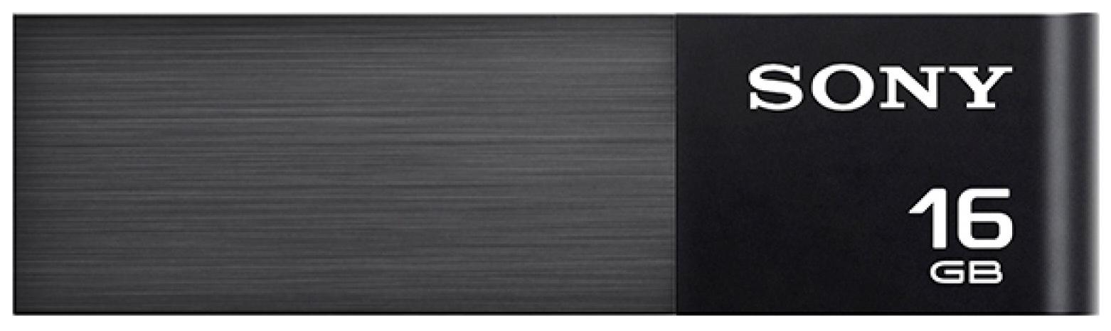 USB-флешка Sony USM16W/B 16GB Black