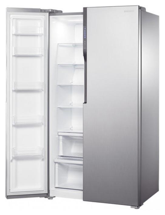 Холодильник Samsung RS552NRUASL Silver