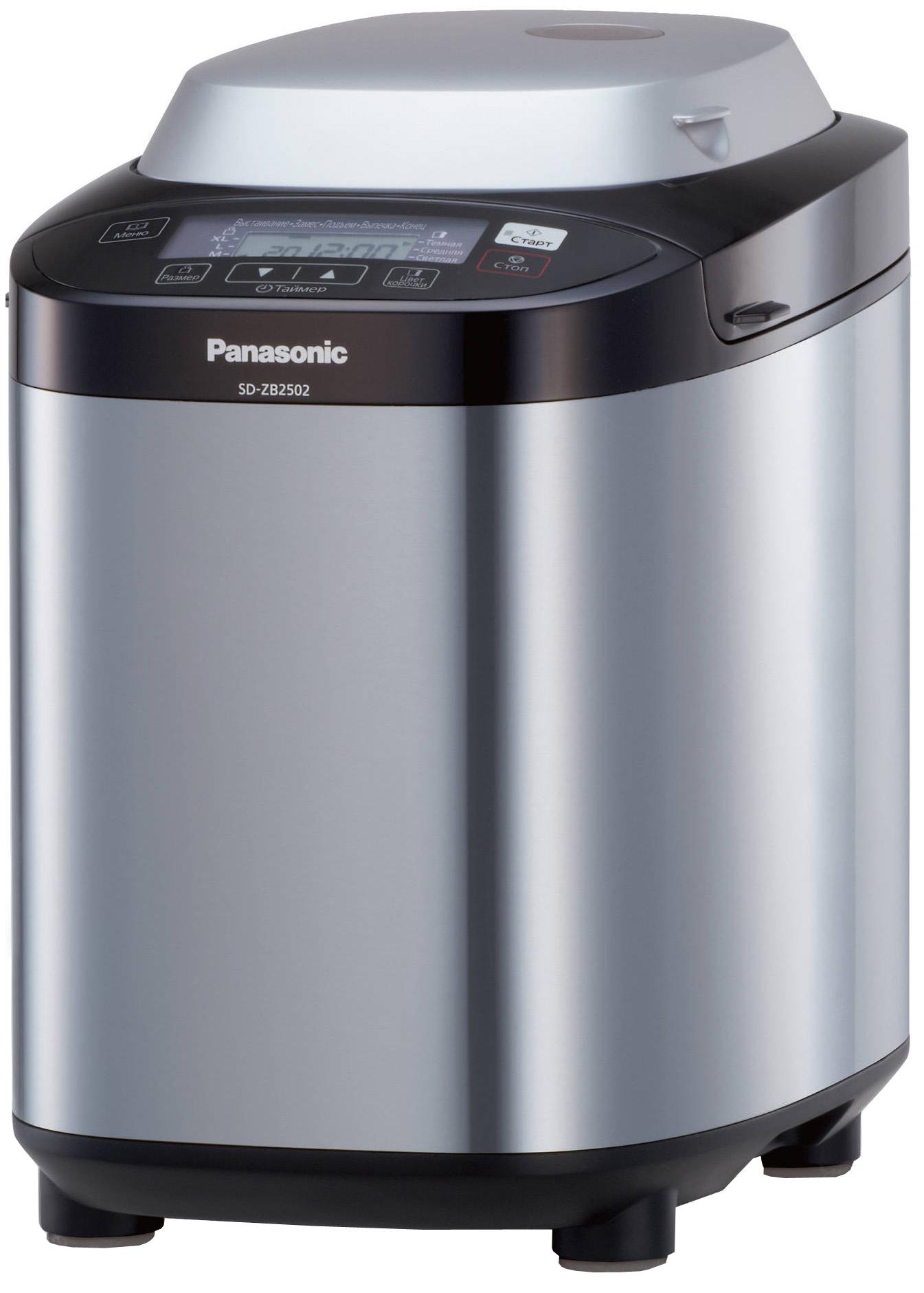 Хлебопечка Panasonic SD ZB2502BTS