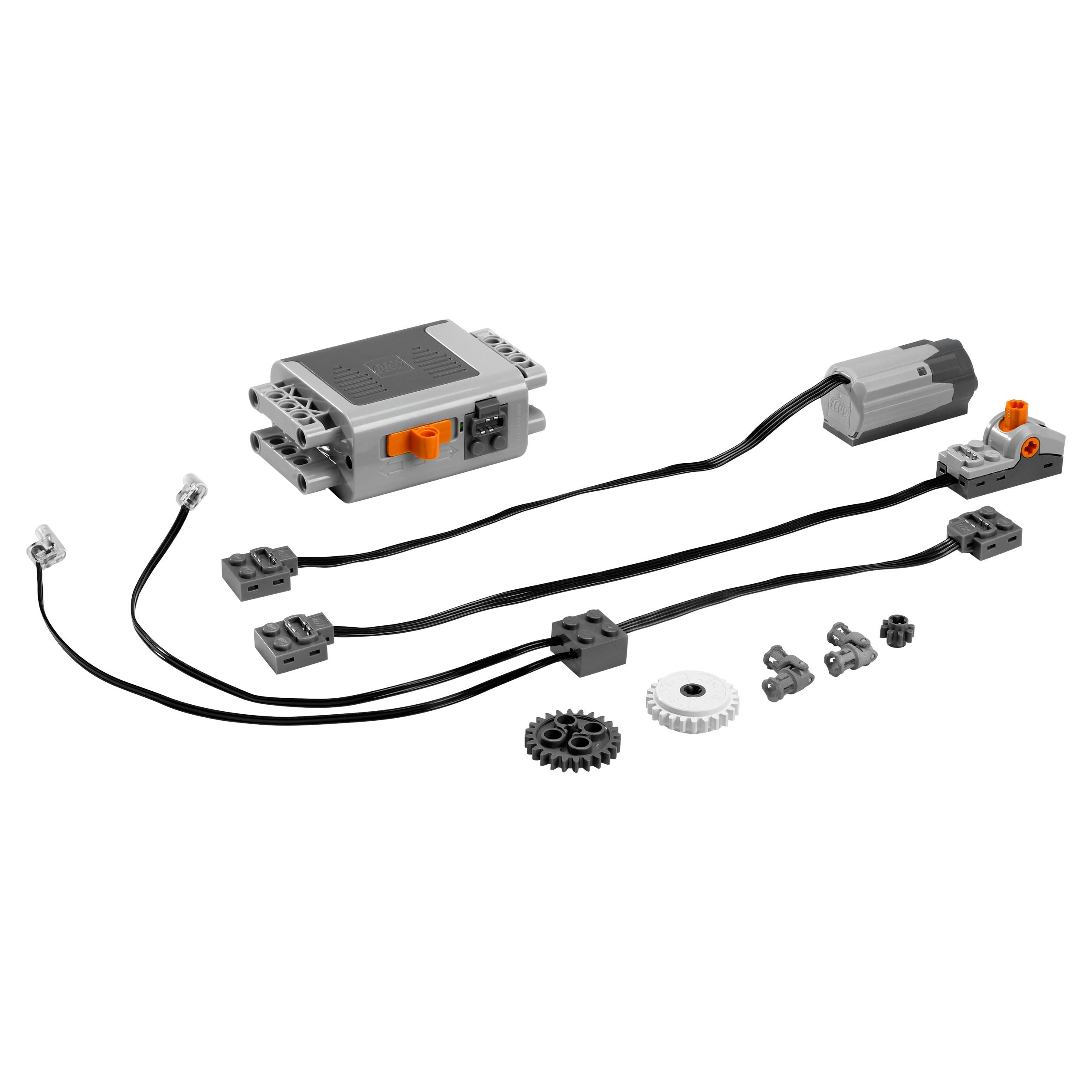 Конструктор LEGO Technic Набор с мотором Power
