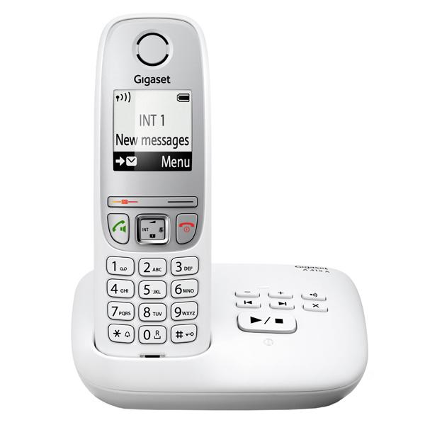 Телефон DECT Gigaset A415A White
