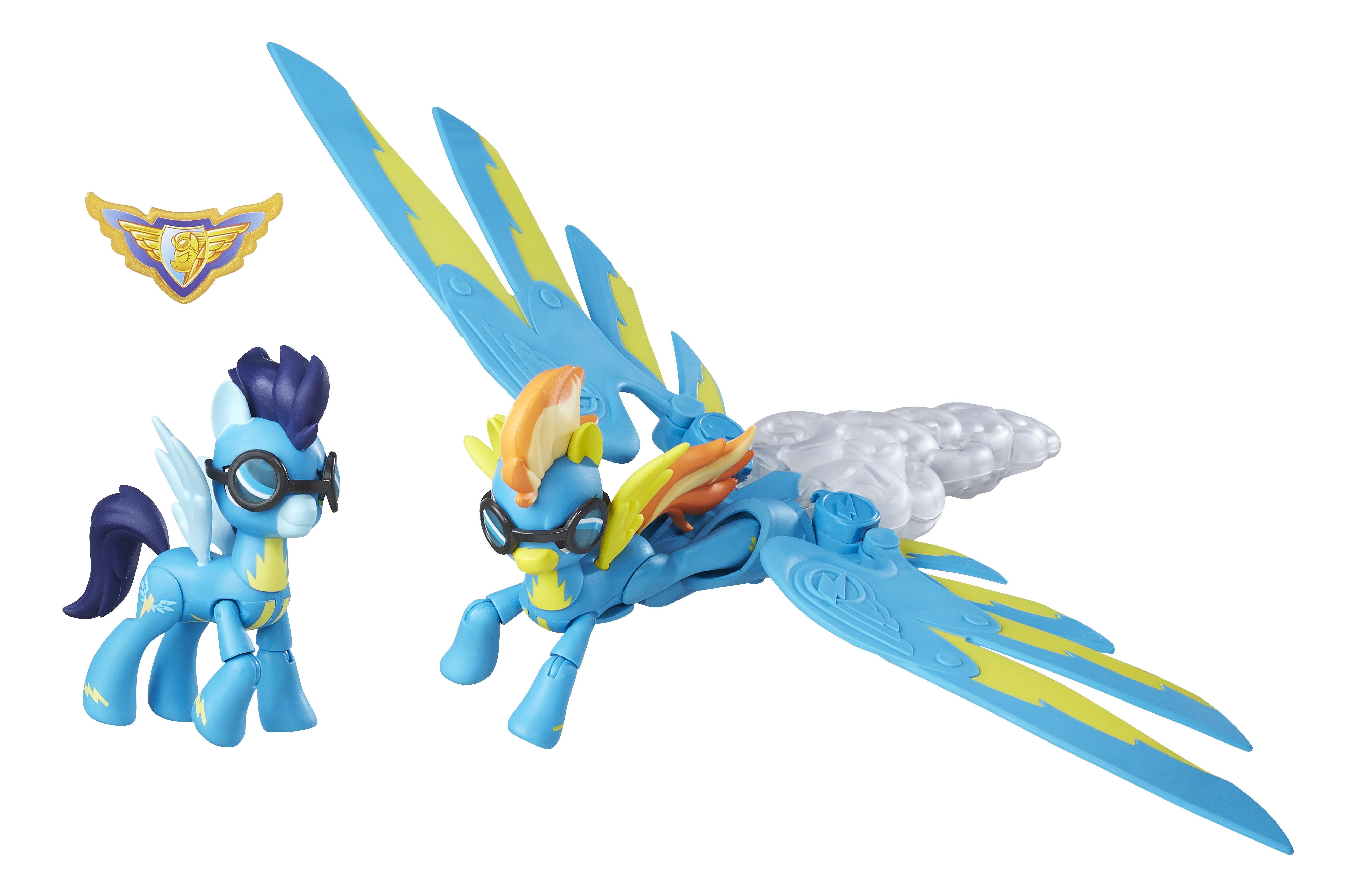 Купить Фигурки спитфайра и сорина из серии «мой маленький пони/хранители гармонии» b6011, My little Pony, Игровые наборы