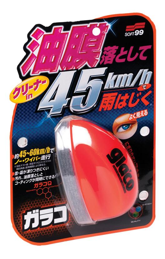Антидождь Soft99 Glaco Q для стекол,