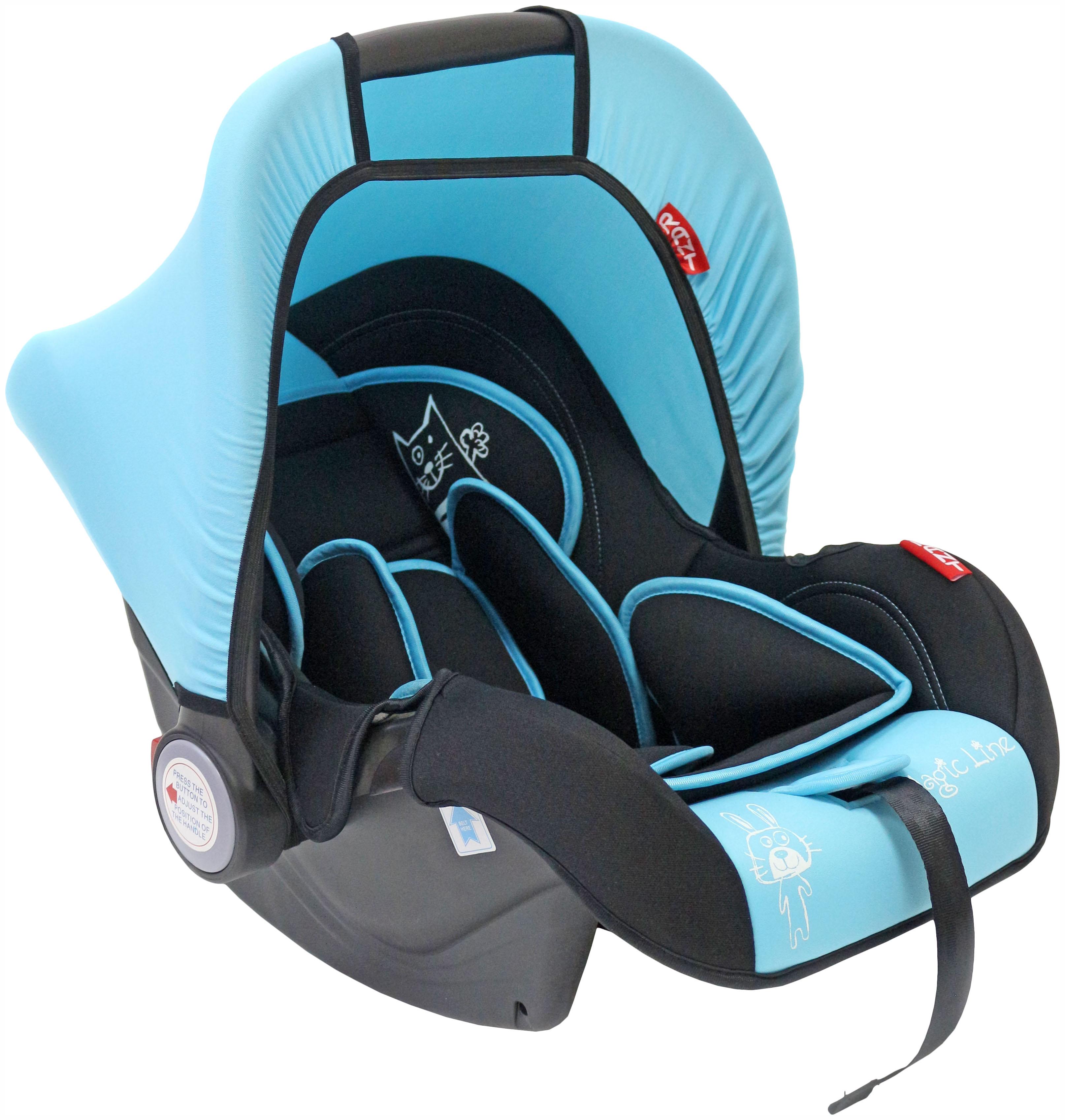 Купить Автокресло RANT Miracle группа 0+, Blue, Детские автокресла
