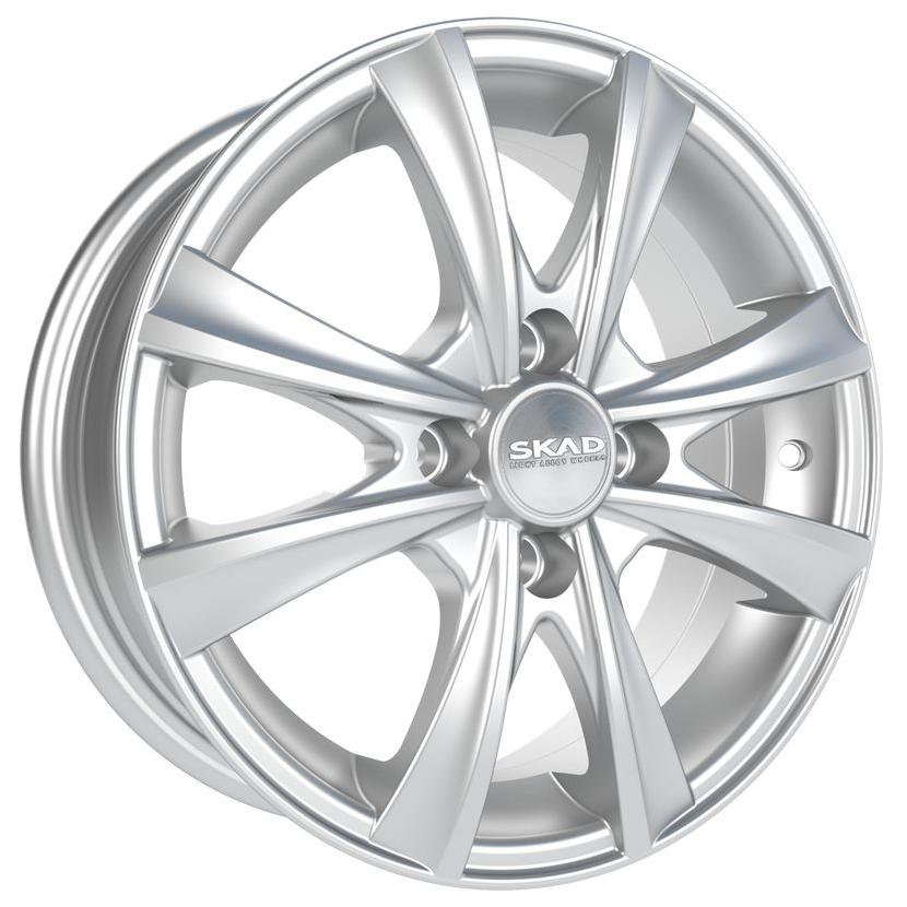 Колесные диски SKAD Мальта R15 6J PCD4x100 ET45 D67.1 (1640308) фото