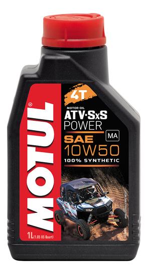 MOTUL ATV SXS POWER 4T