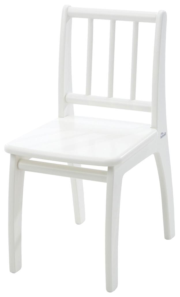 Купить Стул детский игровой Geuther Bambino Белый, Детские стульчики