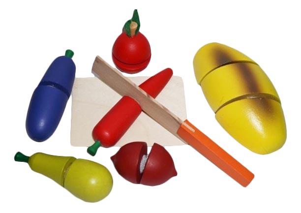 Купить Набор продуктов игрушечный Наша игрушка Mapacha Готовим завтрак, Игрушечные продукты
