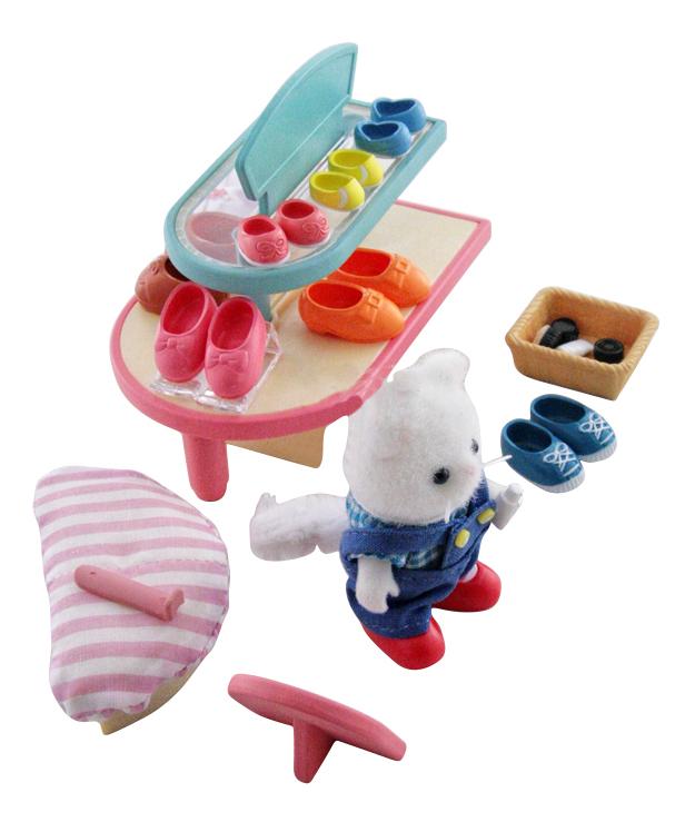 Купить Игровой набор Sylvanian Families Обувной магазин, Игровые наборы