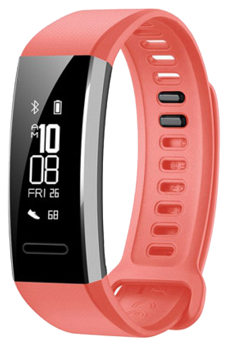 Смарт браслет Huawei Band 2 Red/Red (ERS