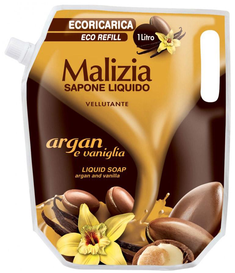 Жидкое мыло Malizia Sapone Liquido Vellutante