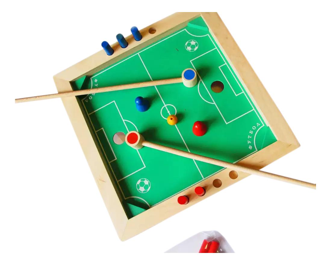 Магнитный футбол Нескучные игры 7062