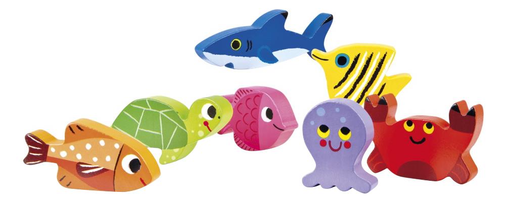 Пазл Janod Подводный мир фото