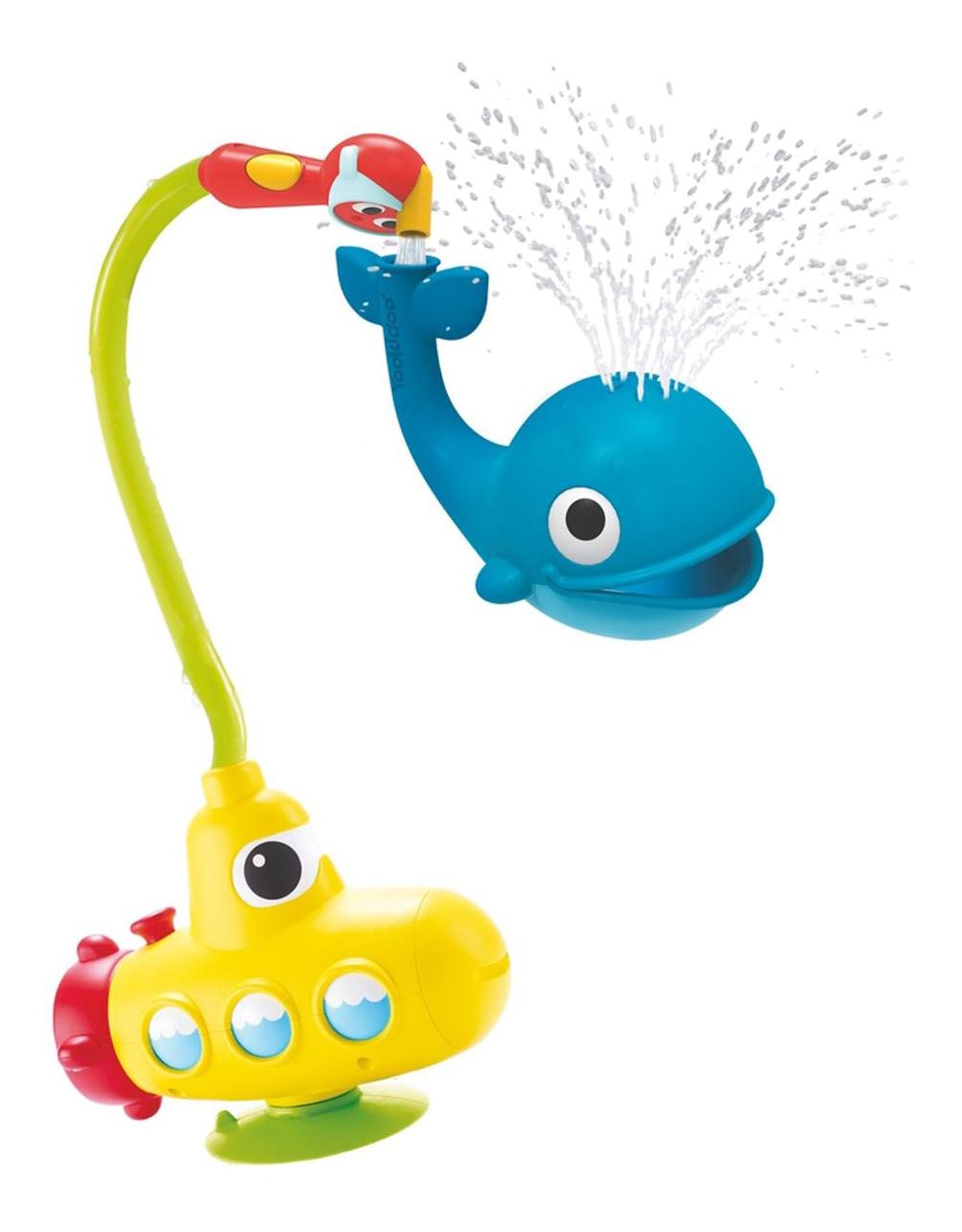 Купить Игрушка для купания Yookidoo Подводная лодка и Кит,