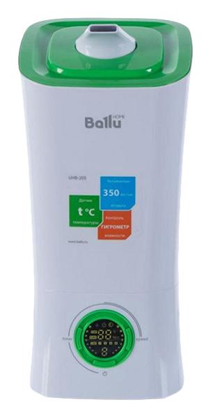 Воздухоувлажнитель Ballu UHB 205 White/Green