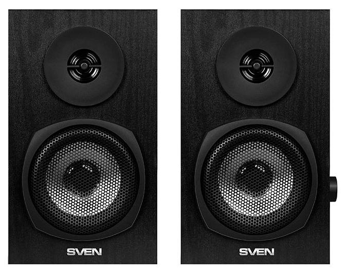 Компьютерная акустическая система SVEN SPS 575, Черный,