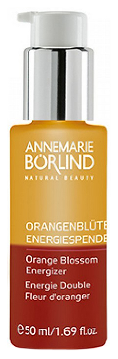 Сыворотка для лица Annemarie Borlind Апельсиновый энерджайзер 50 мл