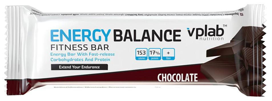 Энергетический батончик VPLab Energy Balance Fitness Bar