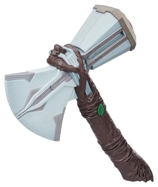 Игрушка Hasbro Мстители война бесконечности Молот тора E0617 фото