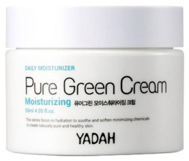 Крем для лица Yadah Pure Green Moisturizing