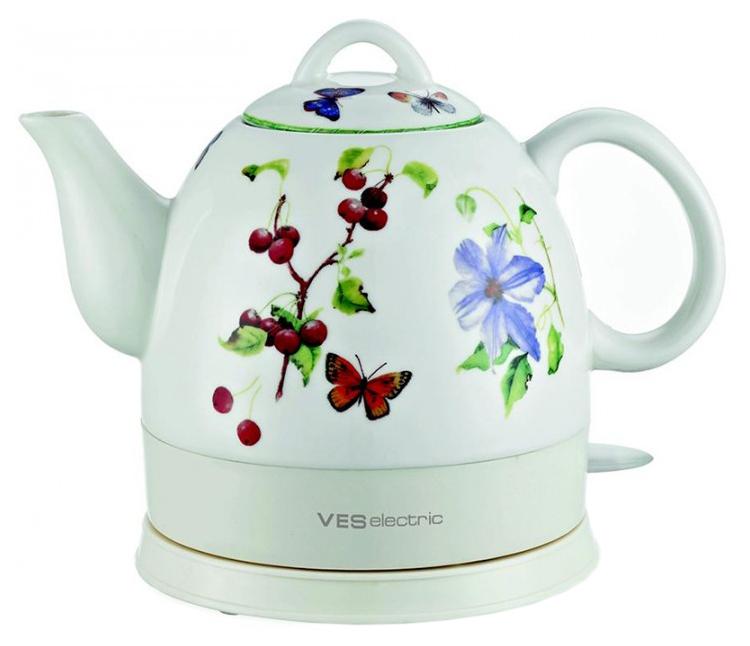 Чайник электрический VES 1020 White