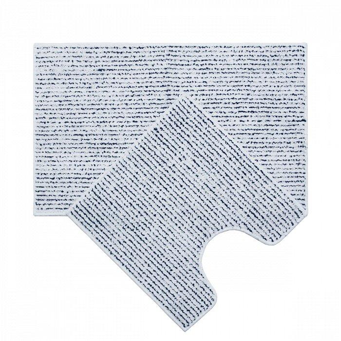 Набор ковриков для ванной комнаты IDDIS Basic B14M580i12