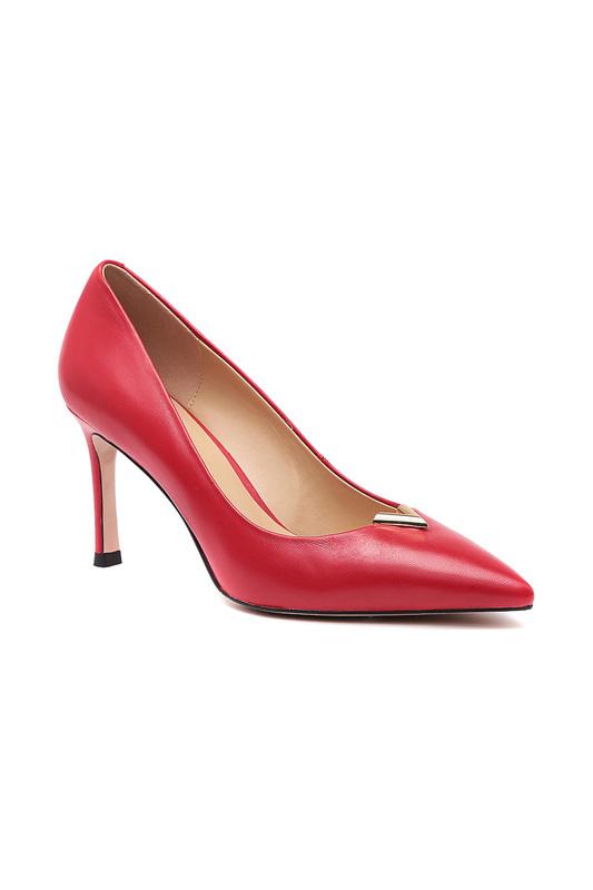 Туфли женские Vitacci 491093 красные 36 RU