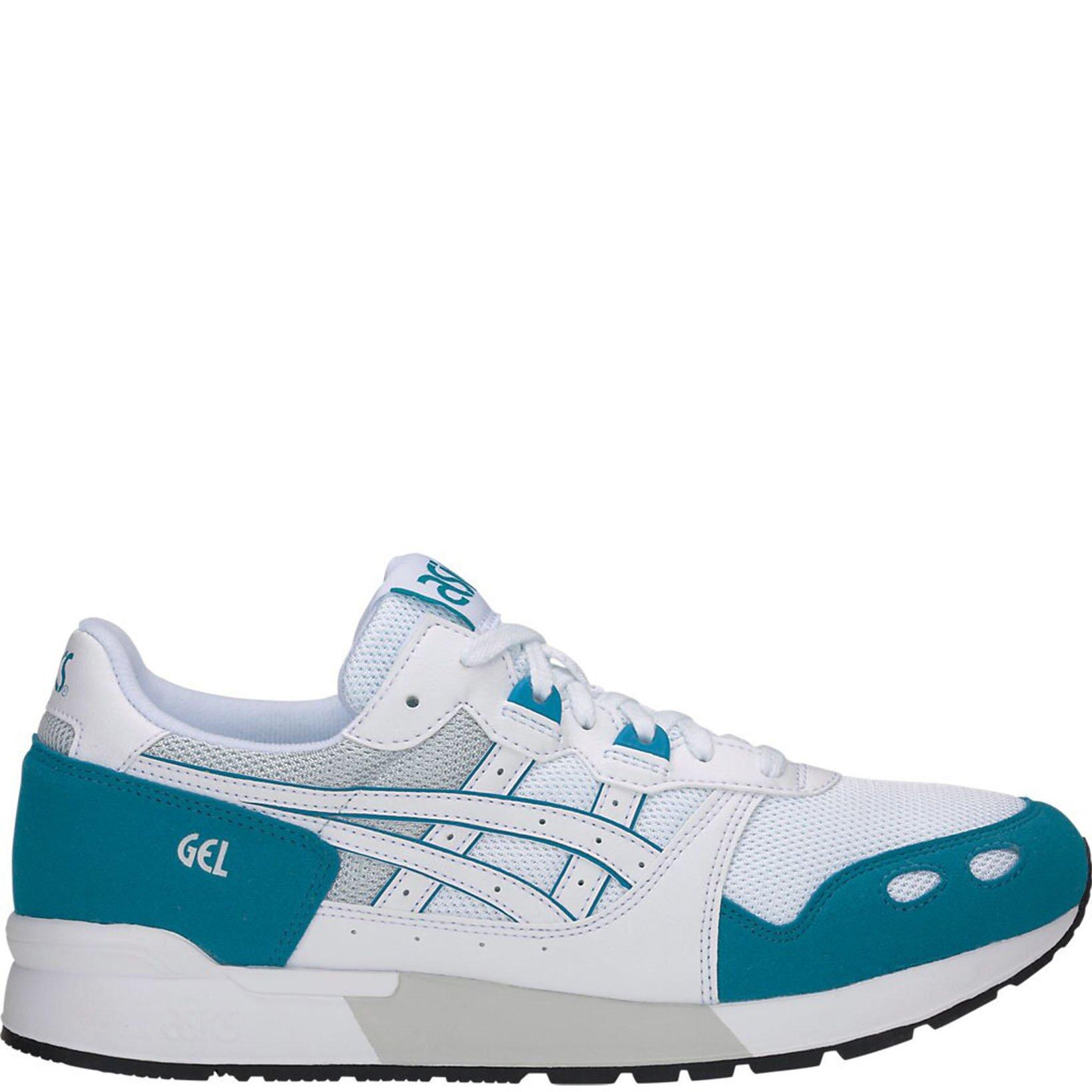Кроссовки Asics Gel-Lyte, white/blue, 37.5 RU фото