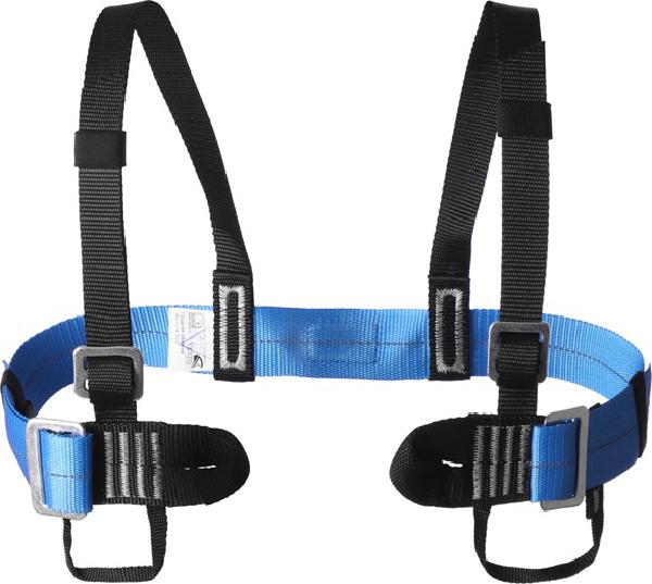 Привязь Vento Высота 001 синяя/черная