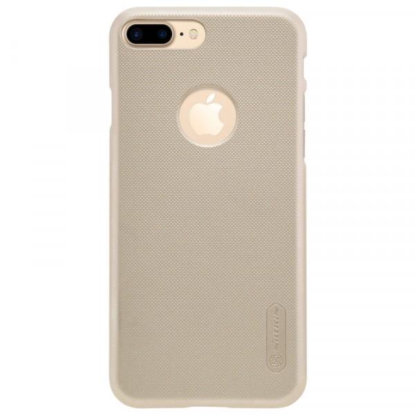 Чехол Nillkin Matte для Apple iPhone 7 plus / 8 plus Gold