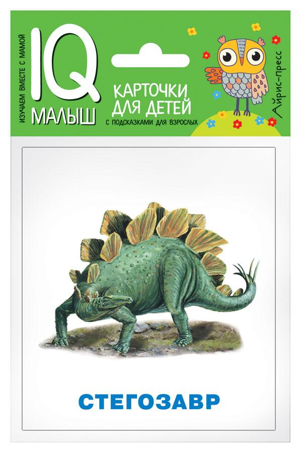 Игровой набор Айрис-пресс Умный малыш Динозавры