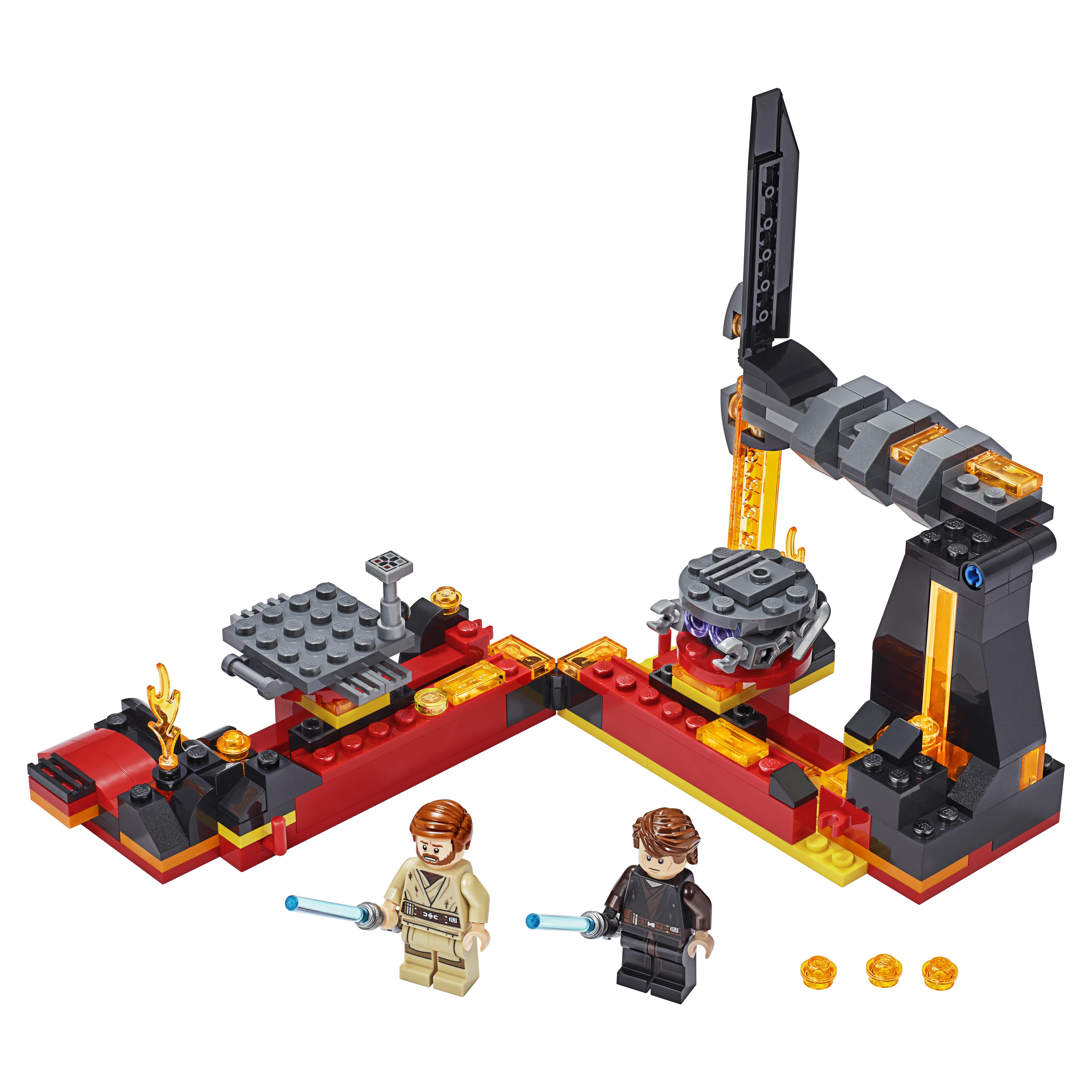 Конструктор LEGO Star Wars 75269 Бой