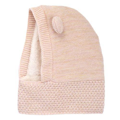 Купить Шапка Chicco Nando для мальчиков и девочек р.5 цвет розовый, Детские шапки