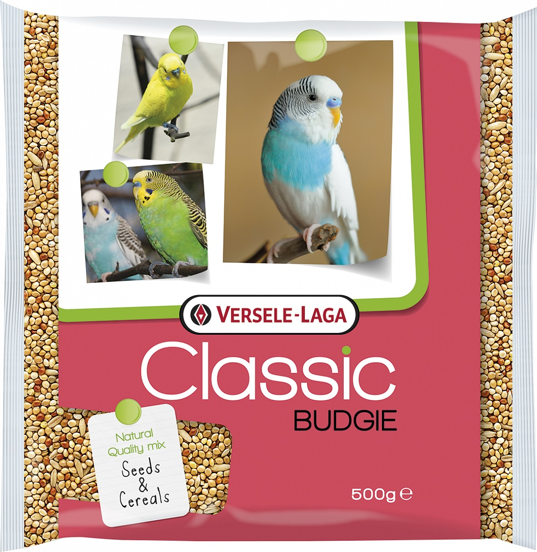 Корм для волнистых попугаев Versele Laga Classic