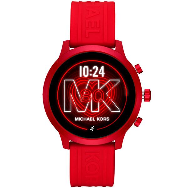 Смарт часы Michael Kors MKGO Red/Red (MKT5073)