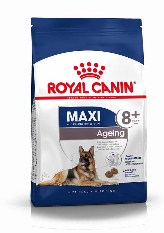 ROYAL CANIN AGEING 8+ MAXI