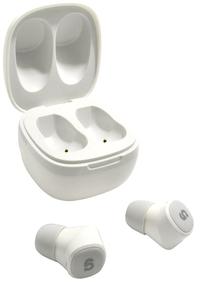 Беспроводные наушники CaseGuru CGPods Lite White фото