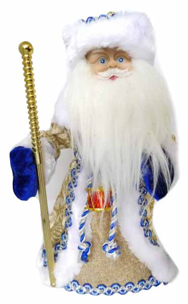 Фигура новогодняя Новогодняя Сказка Дед Мороз 973520 фото