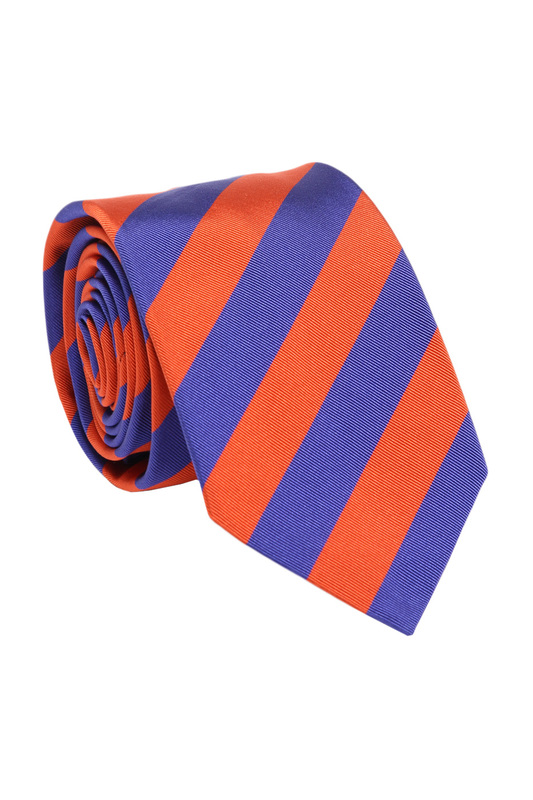 Галстук мужской Ascot 3043 разноцветный