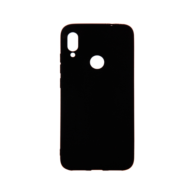Чехол Vipe Light Gum для Xiaomi Redmi Note 7 Black