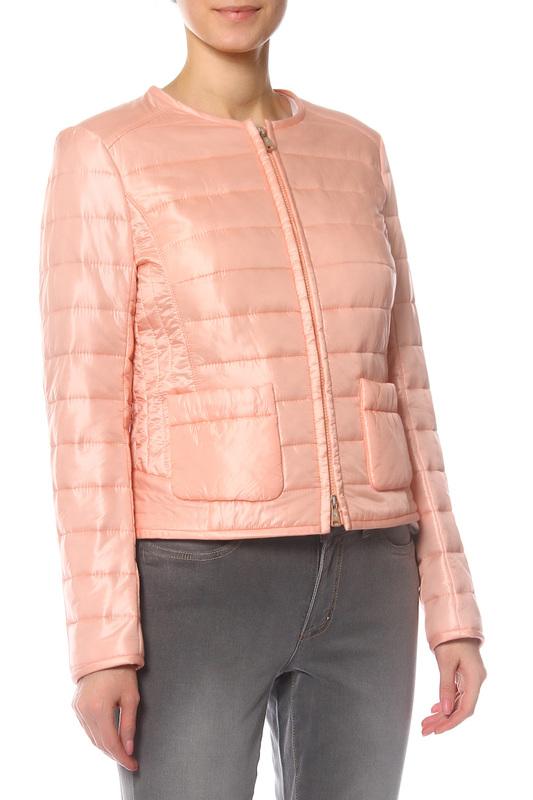 Куртка женская Luisa Cerano 438112/1397/315 оранжевая 40 DE фото