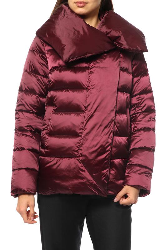 Зимняя куртка женская Madzerini ADETTA красная 46 IT