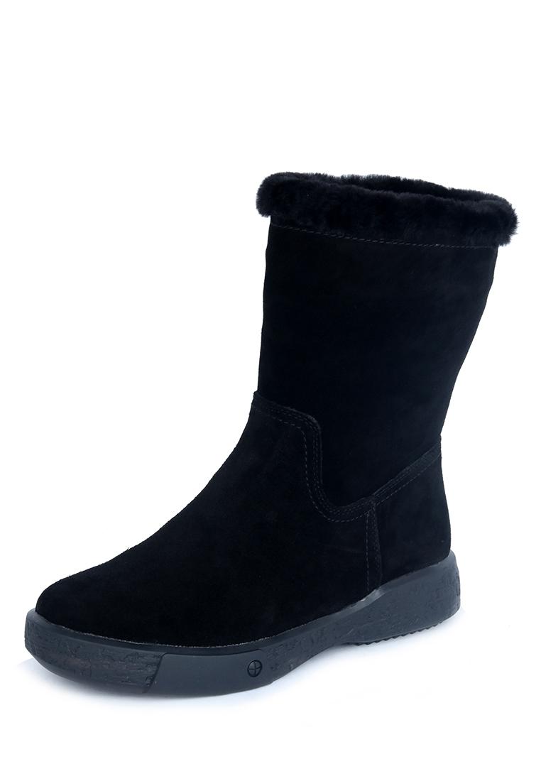 Полусапоги женские Alessio Nesca Comfort 710018623 черные