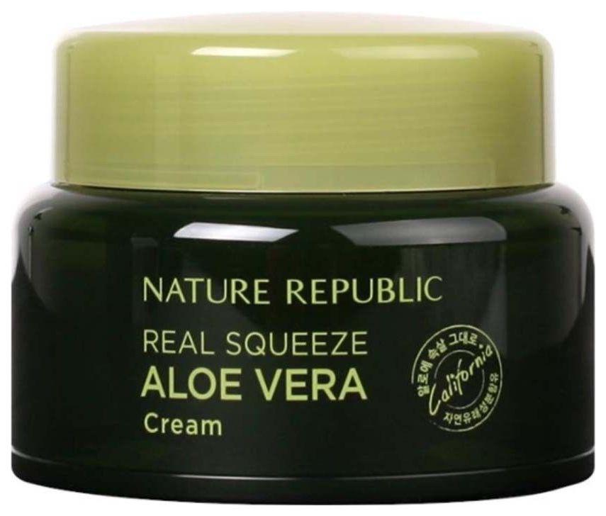 Крем для лица Nature Republic Real Squeeze