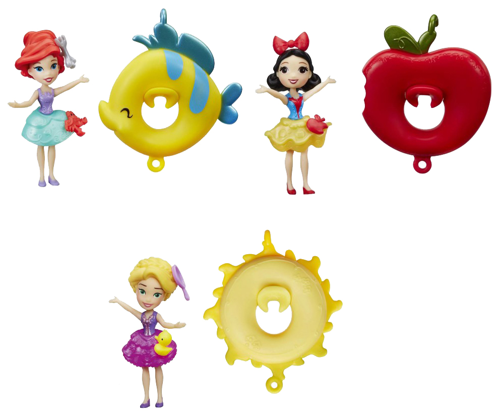 Фигурки персонажей Hasbro Disney Princess B8966EU4